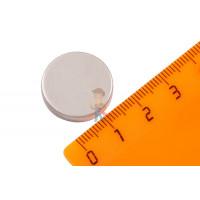 Клей Poxipol стальной, 14 мл - Неодимовый магнит диск 20х4 мм