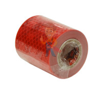 Лента светоотражающая 3M 983-10, алмазного типа, белая, 53,5 мм х 5 м - Лента светоотражающая 3M 983-72, алмазного типа, красная, 53,5 мм х 2,5 м