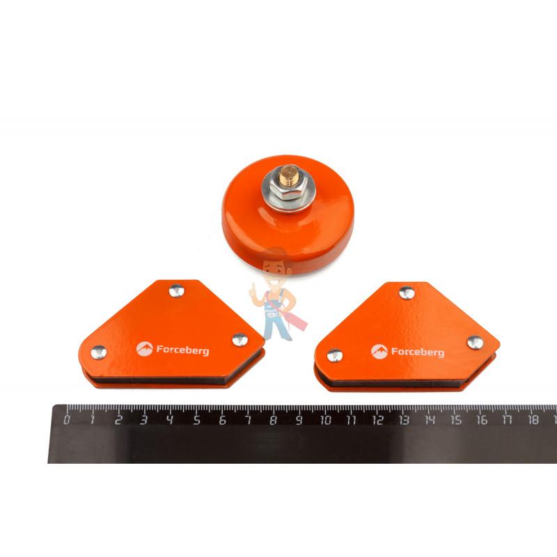 Набор магнитных держателей для сварки Forceberg - фото 9