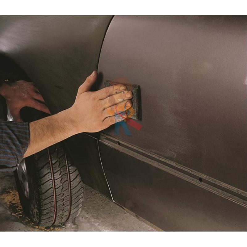 Лист шлифовальный для чистовой обработки поверхности S UFN светло-серый 158 мм х 224мм - фото 2