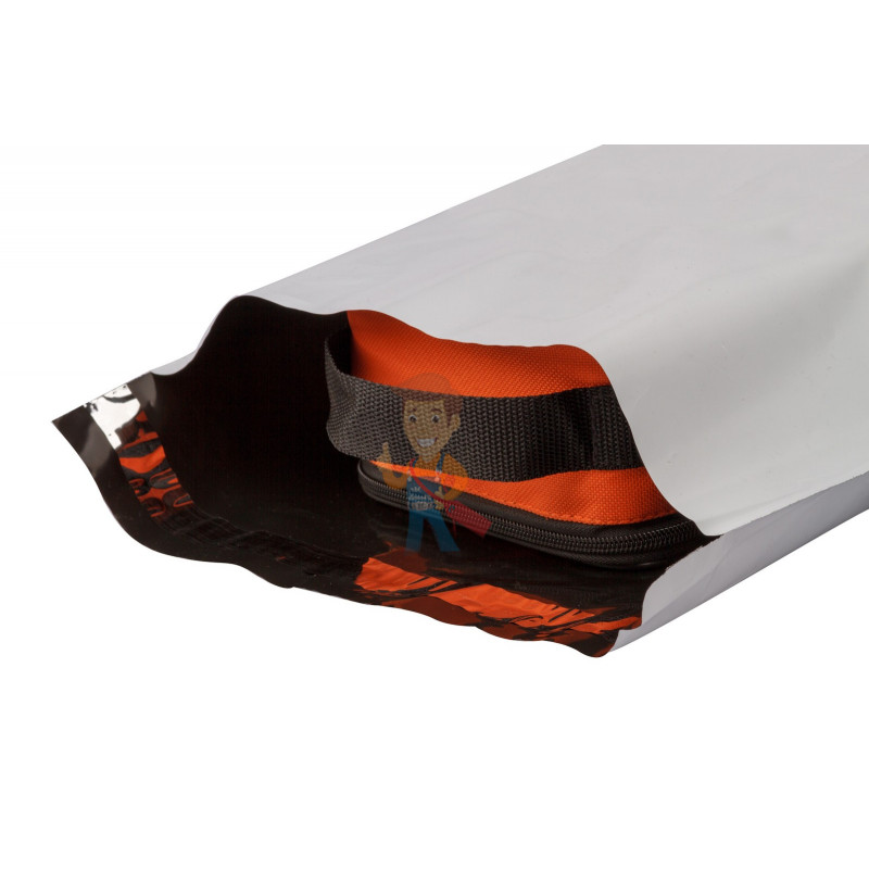 Курьерский почтовый пакет с клеевым клапаном Forceberg HOME & DIY 240х320+40 мм, с карманом, 25 шт - фото 4