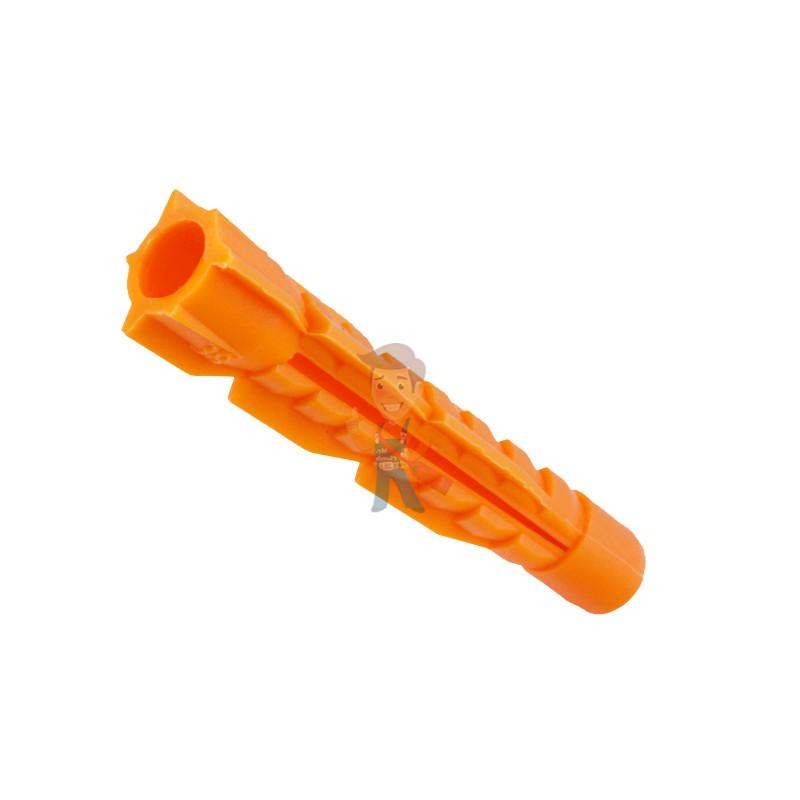 Дюбель универсальный Forceberg Home&DIY (тип U) 5х32 мм, для кирпича, газобетона, гипсокартона, 40 шт