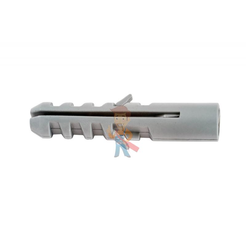 Дюбель распорный Forceberg Home&DIY (тип S) 8х40 мм, для кирпича, бетона, 30 шт - фото 1