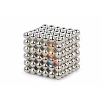 Forceberg TetraCube - куб из магнитных кубиков 5 мм, жемчужный, 216 элементов - Forceberg Cube - куб из магнитных шариков 5 мм, жемчужный, 216 элементов