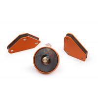 Гайка М6 шестигранная оцинкованная ГОСТ 5915-70 (DIN 934) Forceberg Home&DIY, 30 шт - Набор магнитных держателей для сварки Forceberg